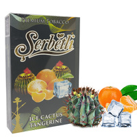 Табак Serbetli Ice Cactus Tangerine (Лед Кактус Мандарин) 50 грамм