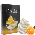 Табак для кальяна  DAIM Orange Cream (Апельсин Крем) 50 грамм
