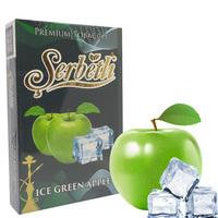 Табак Serbetli  Ice with green apple (Лед  Зеленое Яблоко) 50 грамм