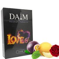 Табак для кальяна DAIM Love 69 (Лове 69) 50 грамм