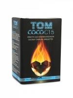 Уголь Tom COCO C15 1 КГ 120 ШТ