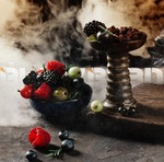 Табак Black Burn Something Berry (Что-то Ягодное) 100 грамм