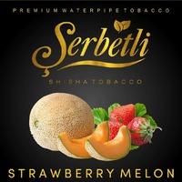 Табак Serbetli (Щербетли) Strawberry Melon (Клубника Дыня) 500 грамм
