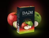 Табак для кальяна  DAIM Two Apples (Двойное яблоко)