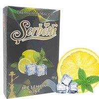 Турецкий табак  Serbetli Ice Lemon Mint (Лед  Лимон Мята)