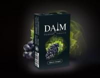 Табак для кальяна  DAIM  Black Grape ( Черный