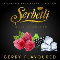Табак Serbetli Ice Berry (Ягоды лёд) 500 грамм