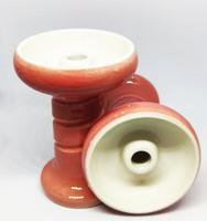 Чаша для кальяна Фанел (Розово-Белый)