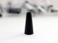 Мундштуки одноразовые конус черный 100 шт.
