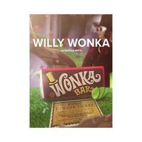 Табак 4:20 Hookah Tea Willy Wonka (Шоколад Мята) 125 грамм