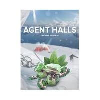 Табак 4:20 Hookah Tea Agent Halls (Мята Леденцы) 125 грамм