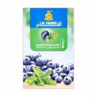 Табак Al Fakher Blueberry with Mint (Черника Мята) 50 грамм