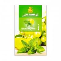 Табак Al Fakher Grape with Mint (Виноград с Мятой) 50 грамм