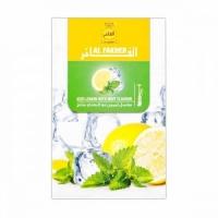 Табак Al Fakher Iced Lemon with Mint (Лёд Лимон Мята) 50 грамм