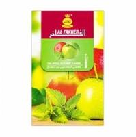 Табак Al Fakher Two Apples with Mint (Двойное Яблоко с Мятой)  50 грамм