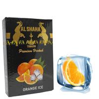 Табак Al Shaha (Аль Шаха) Апельсин Лед (Orange Ice) 50 грамм