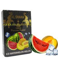 Табак Al Shaha (Аль Шаха) Арбуз Дыня Лед (Ice Watermelon Melon) 50 грамм
