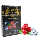 Табак Al Shaha (Аль Шаха) Клюква Лед (Cold Cranberry) 50 грамм