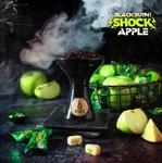 Табак Black Burn Apple Shock (Кислое Яблоко) 100 грамм