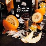 Табак Black Burn Melon halls (Дынный Холс) 100 грамм