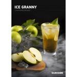 Табак Darkside (Дарксайд) Ice Granny (Ледяное Яблоко) 100 грамм