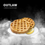 Табак Darkside (Дарксайд) Outlaw (Лимонные Вафли) 100 грамм