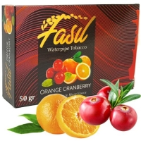 Табак Fasil (Фасил) Апельсин Клюква (Orange Cranberry)-50 грамм.