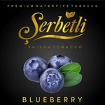 Табак для кальяна Serbetli Blueberry (Черника) 500 грамм
