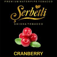 Табак для кальяна Serbetli Cranberry (Клюква) 500 грамм