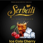 Табак для кальяна Serbetli Ice Cola Cherry (Лед Вишня Кола) 500 грамм