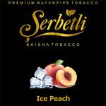 Табак для кальяна Serbetli Лед Персик (Ice Peach) 500 грамм