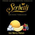 Табак для кальяна Serbetli (Лед Ягода Дыня) Ice Berry Melon 500 грамм