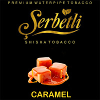 Табак для кальяна Serbetli Caramel (Карамель) 500 грамм