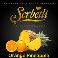 Табак для кальяна Serbetli Orange Pineapple (Апельсин Ананас) 500 грамм