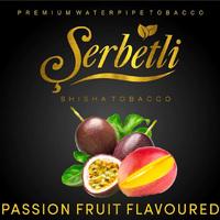 Табак для кальяна Serbetli Passion Fruit Mango (Манго Маракуйя) 500 грамм