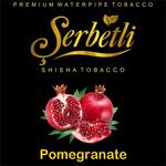 Табак для кальяна Serbetli Pomegranate (Гранат) 500 грамм