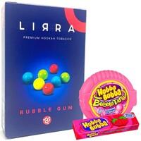 Табак Lirra (Лирра) Сладкая Жвачка (Bubble Gum) 50 грамм