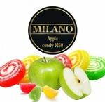 Табак MILANO (Милано) 100 грамм - Apple Candy M60 (Карамельное Яблоко)