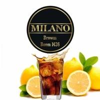 Табак MILANO (Милано) 100 грамм - Brown Boom M36 (Темный Бум)