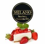 Табак MILANO (Милано) 100 грамм - CHEESECAKE M55 Клубничный Чизкейк
