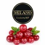 Табак MILANO (Милано) 100 грамм - CRANBERRY M47 (КЛЮКВА)