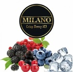 Табак MILANO (Милано) 100 грамм -  Crisp  Berry M3 (Хрустящая Ягода)