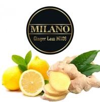 Табак MILANO (Милано) 100 грамм - Ginger Lem M106 (Имбирь Лимон)
