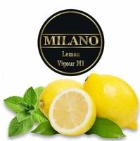 Табак MILANO (Милано) 100 грамм - Lemon Vigour M1 (Лимон Мята)