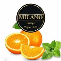 Табак MILANO (Милано) 100 грамм - Orange Vigour M18 (Апельсин Мята)