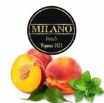 Табак MILANO (Милано) 100 грамм - Peach Vigour M21 (Персик Мята)