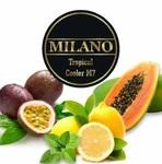табак MILANO (Милано) 100 грамм -  Tropical  Cooler  M7 (Тропическая свежесть)
