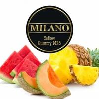 Табак MILANO (Милано) 100 грамм - Yellow Gummy M25 (Желтые Мишки)