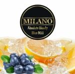 табак MILANO (Милано) 100 грамм- Absolute Bloody  Blue M10 (Абсолютно Синий)