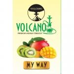Табак VOLCANO (Вулкан) My Way (Мой Путь) 50 грамм.